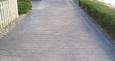 concrete driveway overlay Maryland