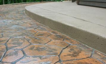 concrete and patio contractors