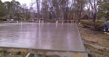 resurfacing existing concrete