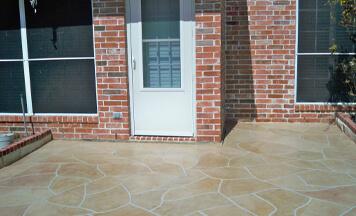outdoor concrete